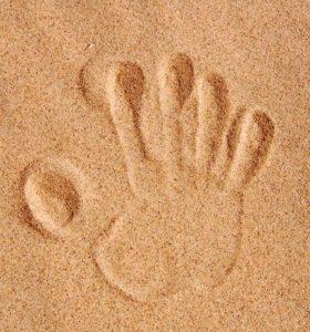 Песок для детских садов